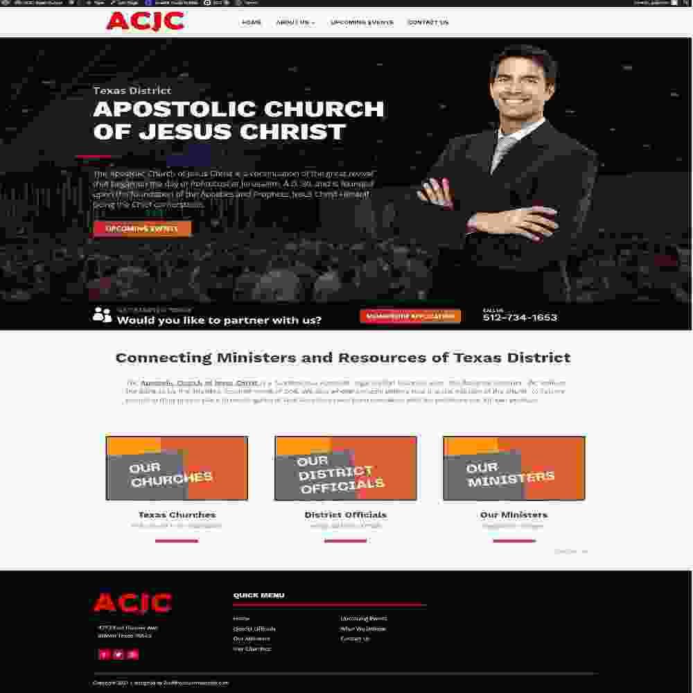 ACJC Texas District